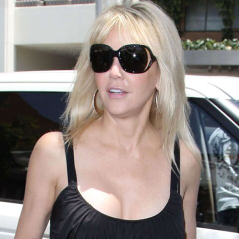 Heather Locklear relookée par son fiancé?