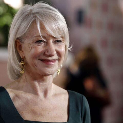 Helen Mirren pointe du doigt le sexe des acteurs