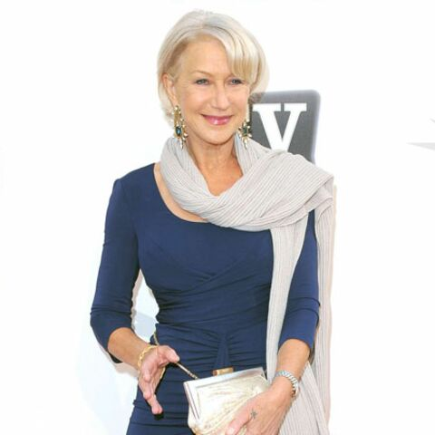 Helen Mirren élue « Body of the year »