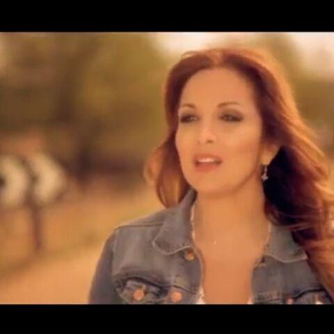 Vidéo- Hélène Ségara est encore amoureuse