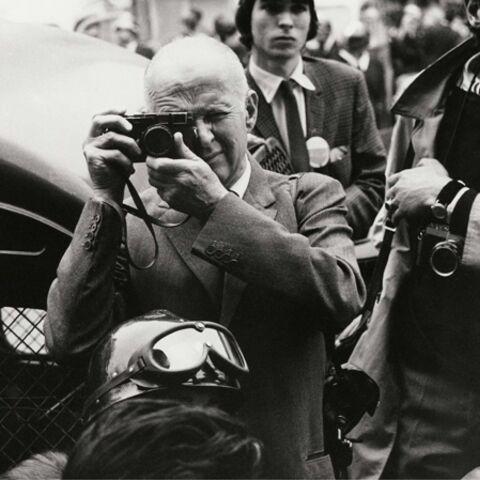 Hommage grand format pour Henri Cartier-Bresson
