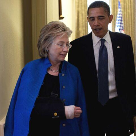 Hillary Clinton n'ira pas en Russie avec Obama