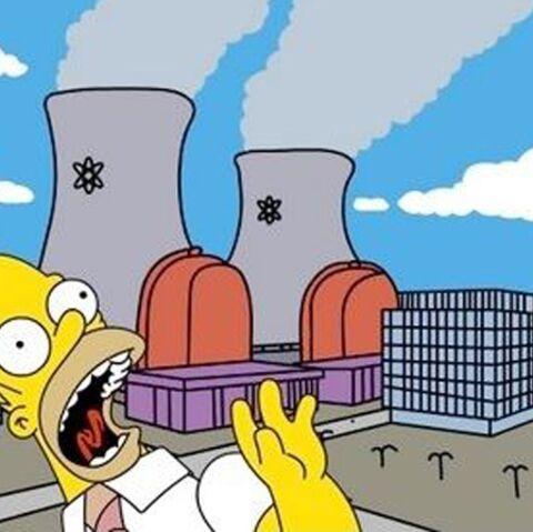 Les Simpson: la fission se heurte au réel