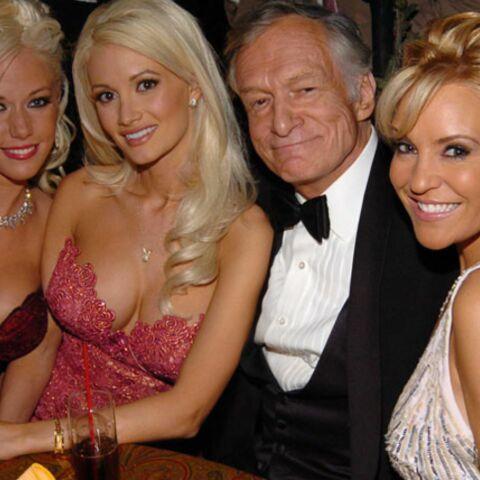 Hugh Hefner: le créateur de Playboy victime des femmes!