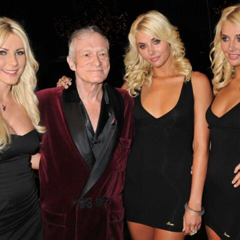Playboy: Hugh Hefner démoli par une bimbo