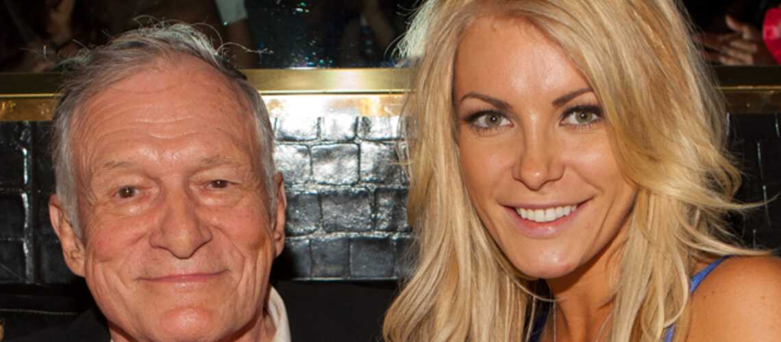 Hugh Hefner va finalement épouser Crystal Harris