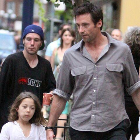 Hugh Jackman: triste de ne pas avoir d'enfant biologique