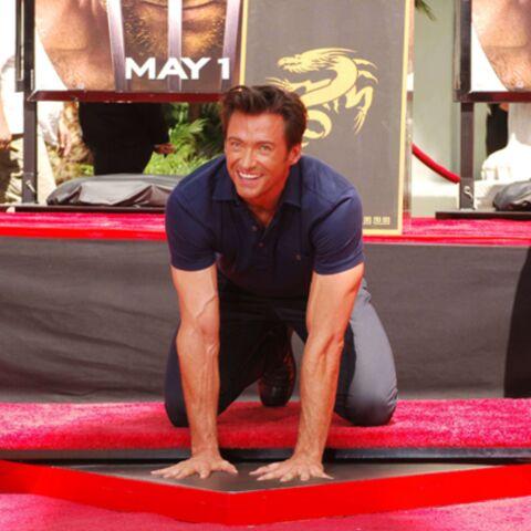 Hugh Jackman a laissé sa patte à Hollywood