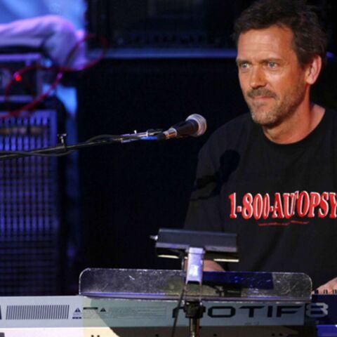 MUSIQUE- Hugh Laurie soigne son album