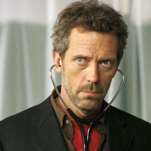 Hugh Laurie mis à nu