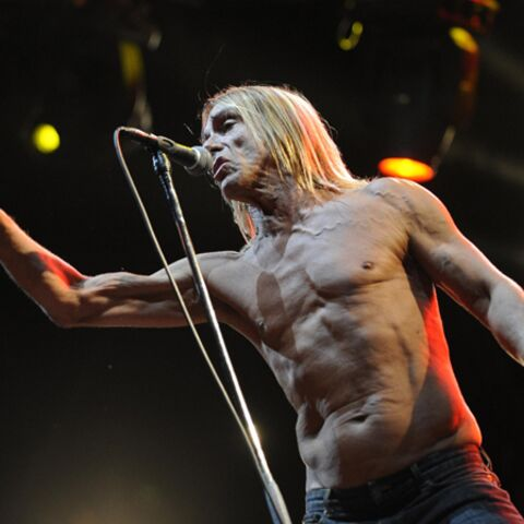 Iggy Pop reprend David Bowie