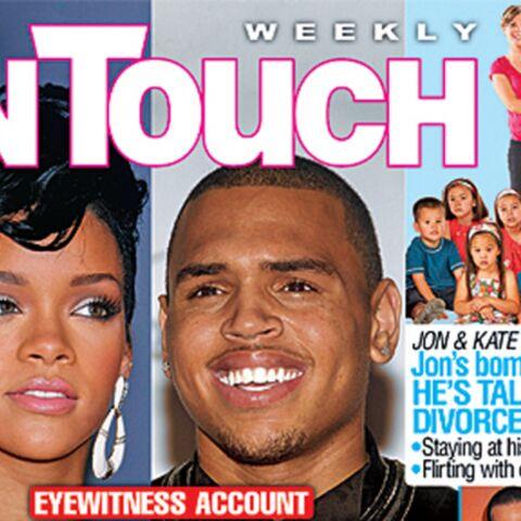 Quels stars ont la fait la Une des magazines US?