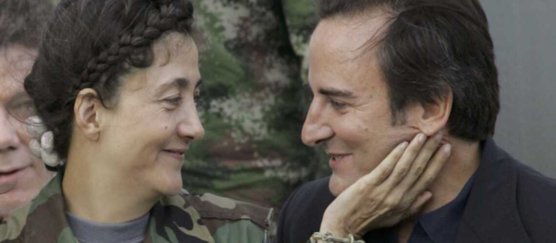 Ingrid Betancourt, dans la jungle du divorce