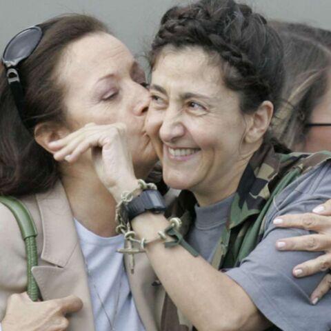 Ingrid Betancourt: la vidéo des retrouvailles