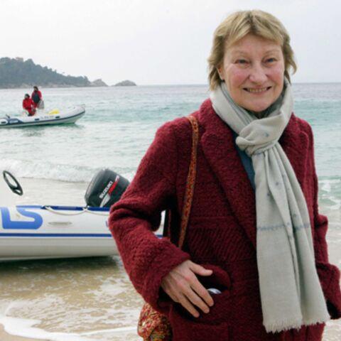 Marisa Bruni-Tedeschi reçoit Gala dans l'intimité familiale