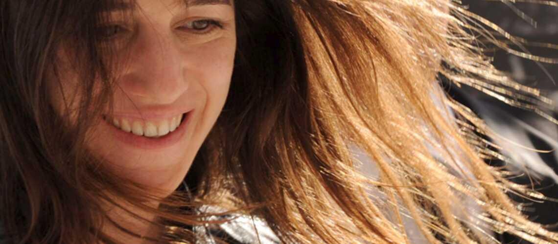 Charlotte Gainsbourg fait l'événement en Une de Vanity Fair