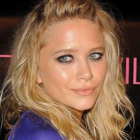 Mary Kate Olsen: leçon de féminité