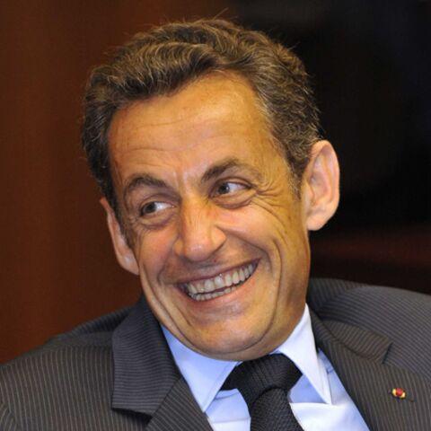 Nicolas Sarkozy président, oui, mais père aussi…
