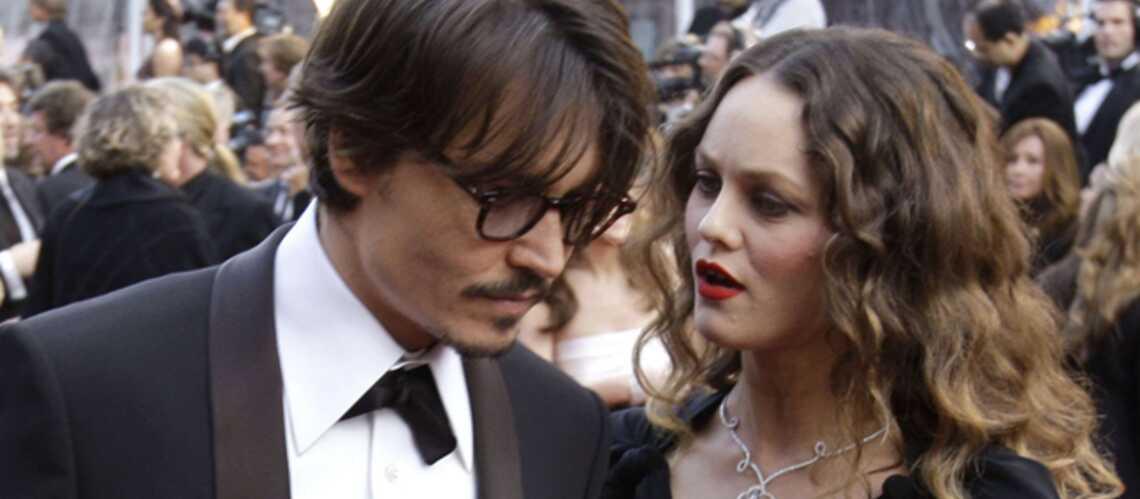 Vanessa Paradis et Johnny Depp, séparés