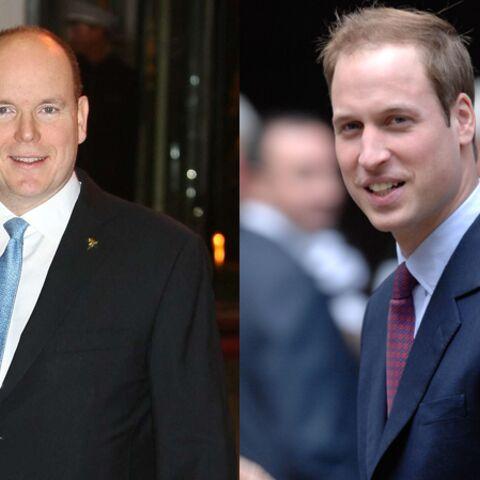 Prince Albert vs Prince William: qui est le plus grand lover?