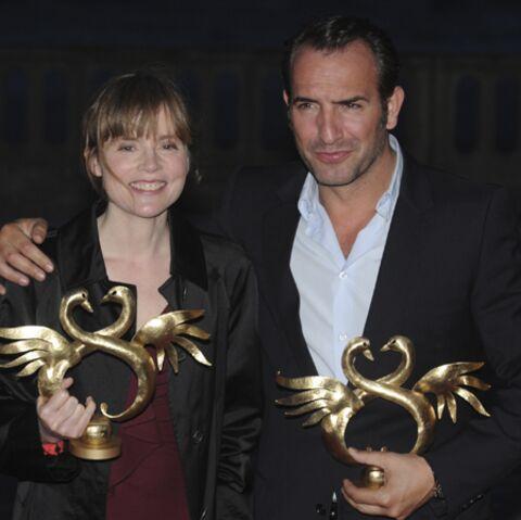 Isabelle Carré et Jean Dujardin, romantiques à Cabourg