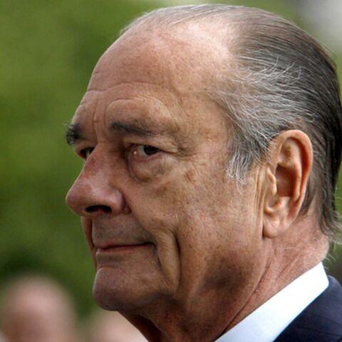 Jacques Chirac: «son combat contre la maladie est courageux»