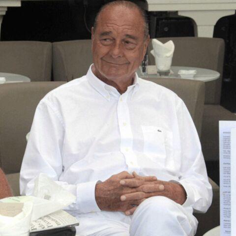 Les Chirac, invités des Sarkozy