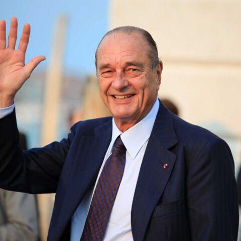 Jacques Chirac roi des sondages