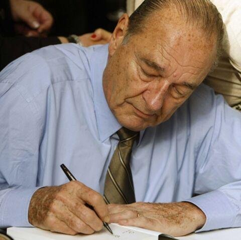 Jacques Chirac: ses mémoires font un tabac