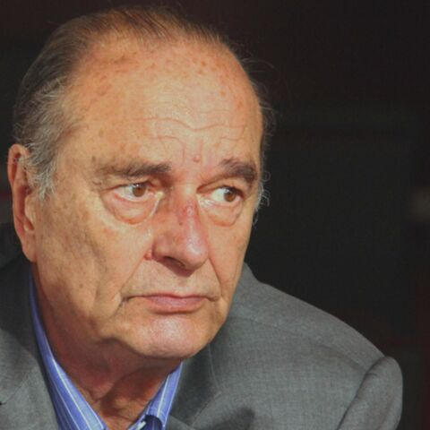 Jacques Chirac a chu mais n'est pas vaincu