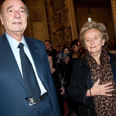 Jacques Chirac, interdit de casino