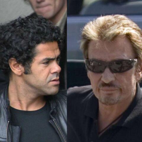 Johnny Hallyday et Jamel Debbouze fichés par la police