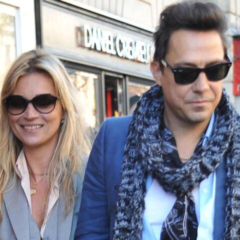 Kate Moss et Jamie Hince: bientôt le déménagement