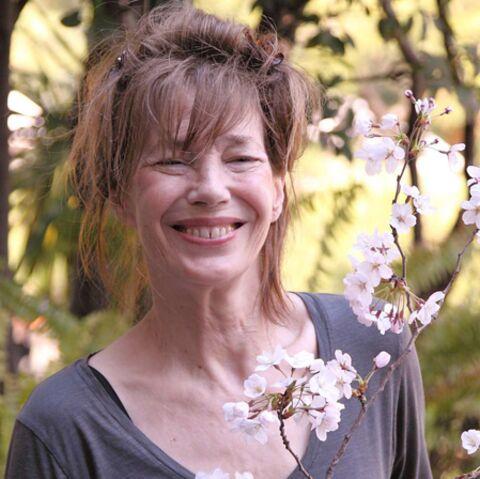 Jane Birkin soutient toujours le Japon