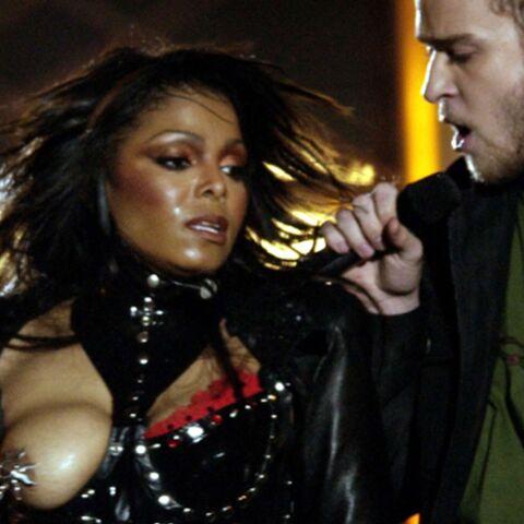 Janet Jackson: l'affaire du sein rebondit