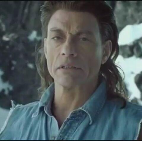 Vidéo – Jean-Claude Van Damme la préfère bien fraîche