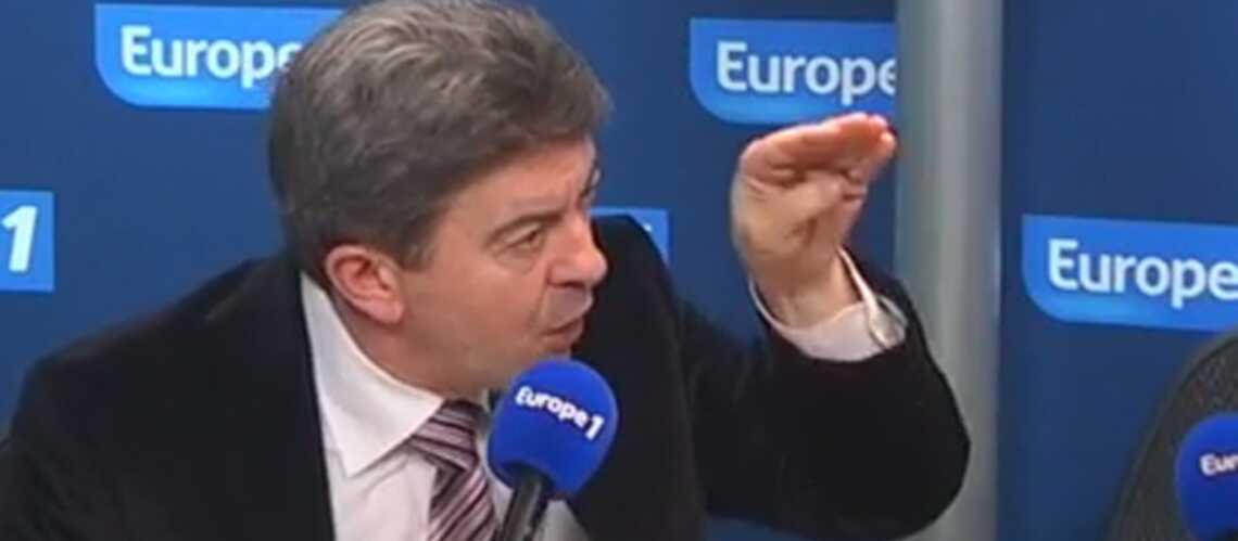 Enorme clash entre Jean-Luc Mélenchon et Nicolas Demorand