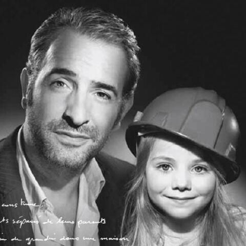 Vidéo- Jean Dujardin, mobilisé pour les enfants en danger