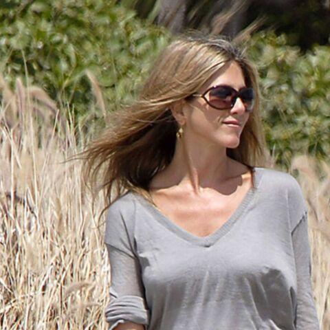 Virée surprise aux Bahamas pour Jennifer Aniston