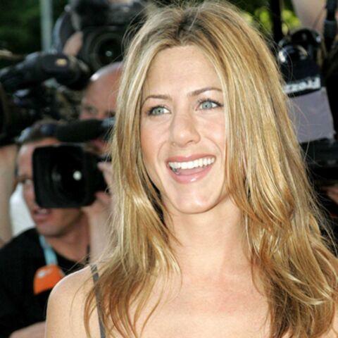 Jennifer Aniston: célibataire et heureuse de l'être!