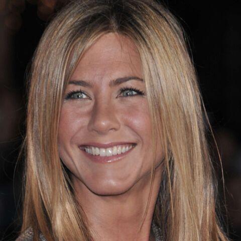 C'est déjà Noël chez Jennifer Aniston!