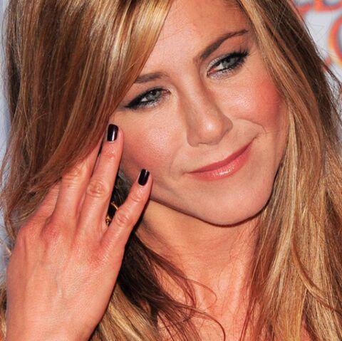 Jennifer Aniston sèche sur son parfum