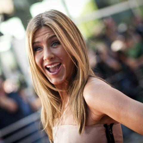Vidéo – Les bonnes vibrations de Jennifer Aniston