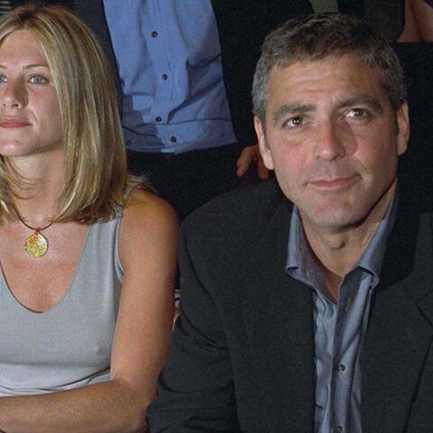 Jennifer Aniston et George Clooney s'offrent un tête-à-tête
