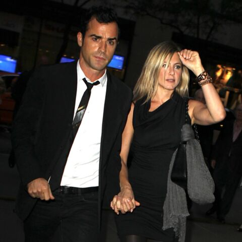 Jennifer Aniston et Justin Theroux, de beaux friends