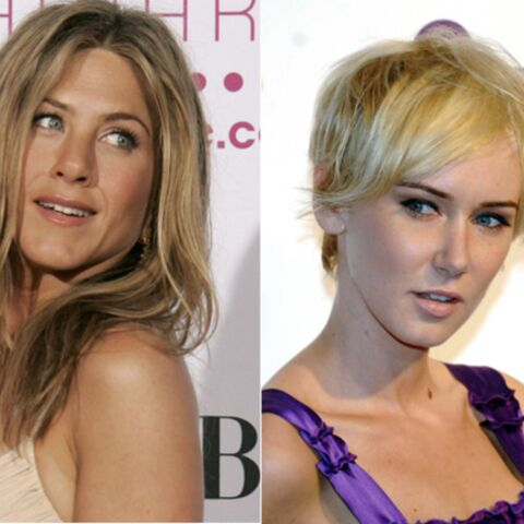 Jennifer Aniston s'embrouille avec Kimberly Stewart