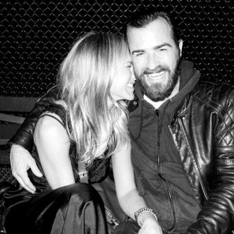 Jennifer Aniston et Justin Theroux: loin des yeux loin du coeur?
