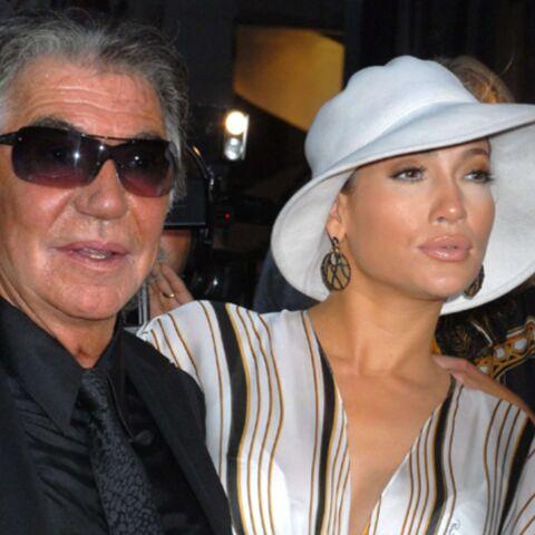 Grossesse de Jennifer Lopez: Roberto Cavalli vend la mèche