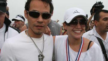 Le triathlon de Jennifer Lopez en photos