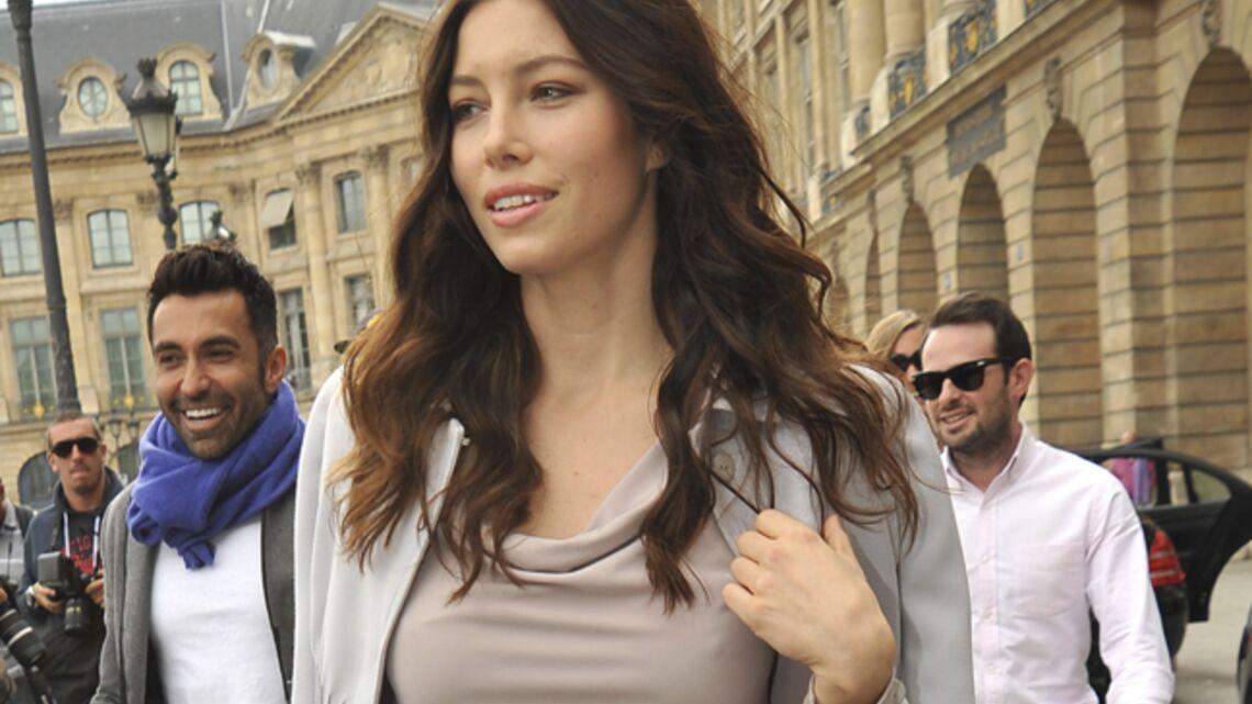 Vidéo – Jessica Biel, Kate Moss, Salma Hayek… Love Paris!